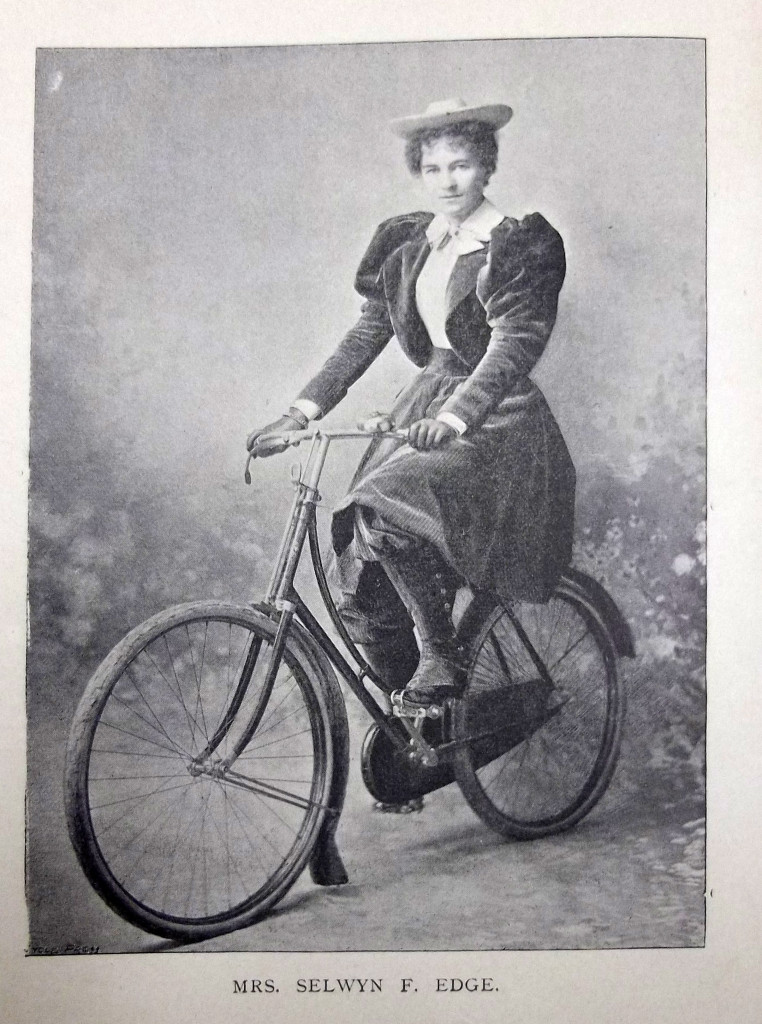 mrs selwyn LC march 1896