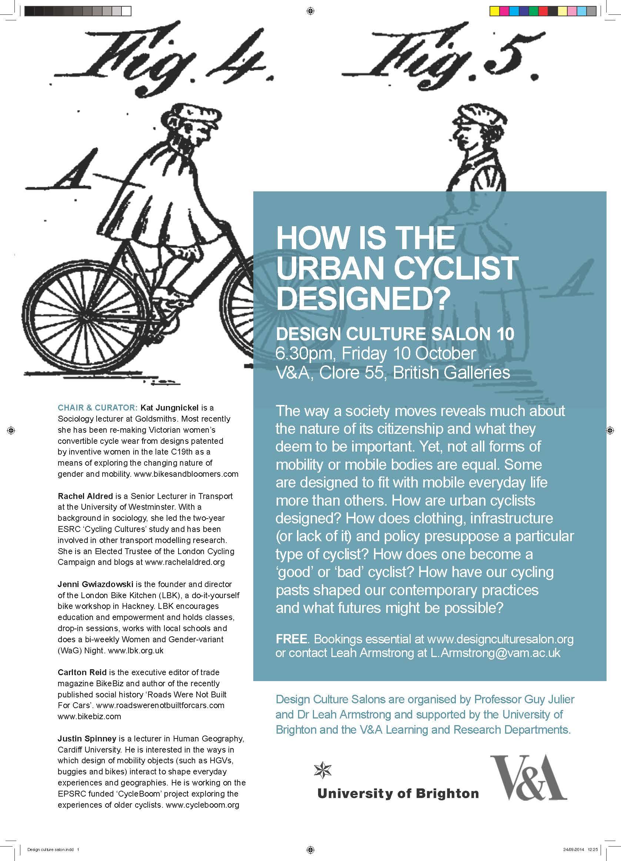 Design Culture poster