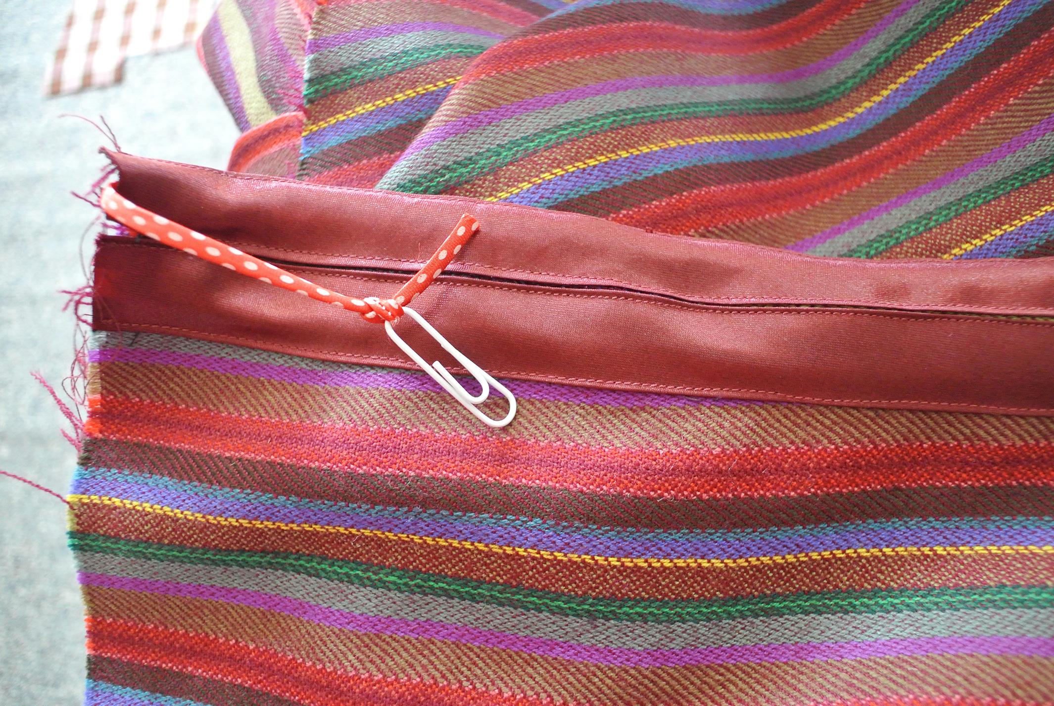 threaded cord
