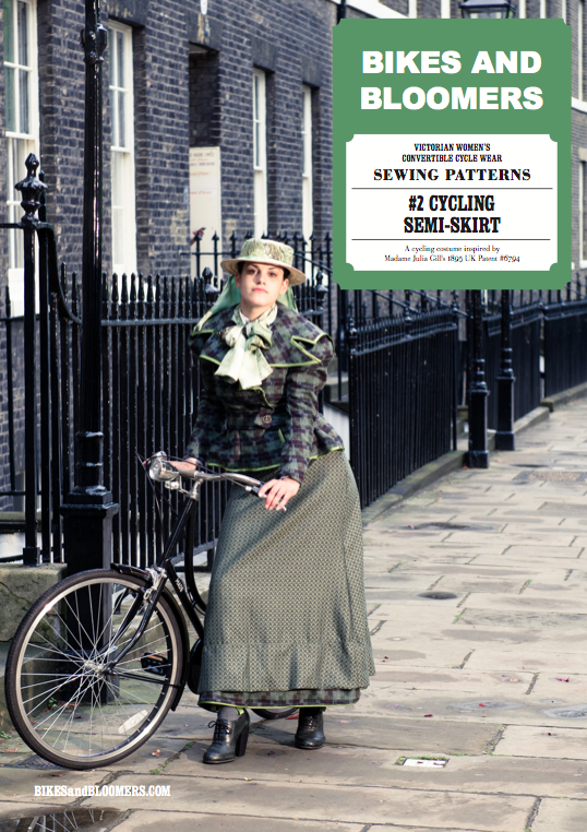 BIKES & BLOOMERS – Researching (& reconstructing) women's